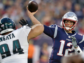 Watch: Burleson: Tom Brady is surgical with the ball in his hand