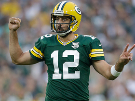 Watch: Silver: Packers teammates see a potential MVP season for Rodgers in 2018
