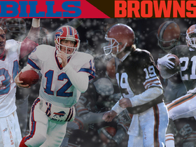 Watch: The Duel on Dirt! | Bills vs. Browns, 1989 AFC Divisional Playoffs