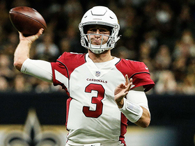 Watch: Rosen tosses dime to Kirk for first preseason TD