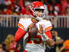 Watch: How far did Mahomes' deep TD pass actually travel?