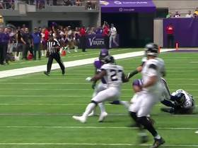Watch: Harrison Smith reads Bortles perfectly on interception