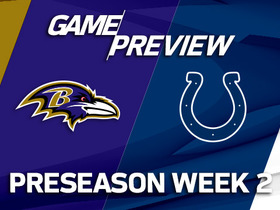 Watch: Ravens vs. Colts | Preseason Week 2 Preview
