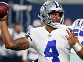 Watch: Dak scrambles to find Terrance Williams for 6-yard TD