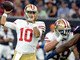 Watch: Garoppolo caps off impressive opening drive with a TD pass to Trent Taylor