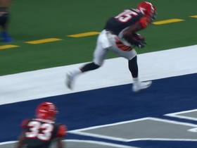Watch: John Ross snatches ball out of the air for two-point conversion