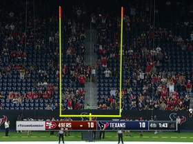 Watch: Robbie Gould's 41-yard field goal gives the 49ers a late lead