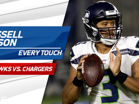 Watch: Every Russell Wilson throw | Preseason Week 2