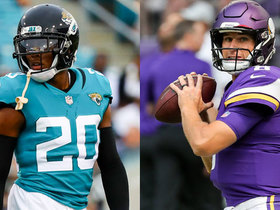 Watch: Which team has a better shot of reaching Super Bowl LIII: Jaguars or Vikings?