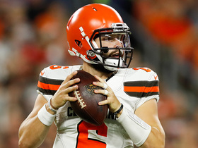 Watch: Lombardi: Clear that Browns haven't told Baker their 'plan' for him