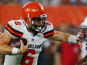 Watch: Reviewing Mayfield's tape vs. Bills | Baldy's Breakdowns