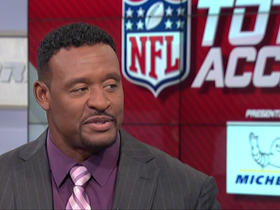 Watch: Willie McGinest defends competition committee's helmet rule after player criticism
