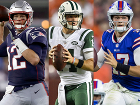 Watch: Which AFC East team has most intriguing QB situation?