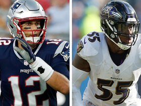 Watch: Schrager: Ravens will challenge Patriots in AFC