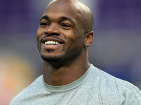 Watch: Schrager: Adrian Peterson in 'very good situation' with Redskins