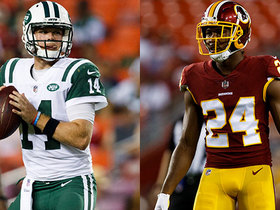 Watch: Josh Norman on Sam Darnold: 'He was really good, I can't hate or be mad'