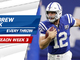 Watch: Every Andrew Luck touch | Preseason Week 3