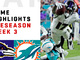 Watch: Ravens vs. Dolphins highlights | Preseason Week 3