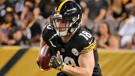 056167e0c Ryan Switzer takes opening kickoff with Steelers after trade - NFL Videos