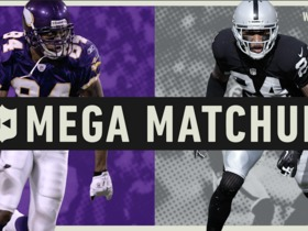 Watch: Mega Matchup: Randy Moss vs. Charles Woodson