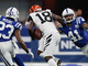 Watch: Matthias Farley punches ball from A.J. Green, Colts recover fumble