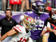 Watch: Xavier Rhodes makes one-handed grab to pick off Jimmy G