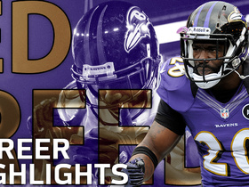 Watch: Ed Reed Career Highlights | NFL Legends