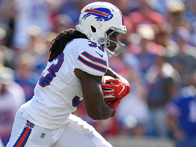 Watch: Ivory scores the first TD of the Bills season