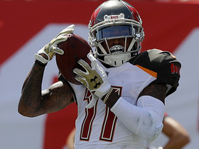 Watch: DeSean Jackson makes an incredible grab for a big 28-yard gain