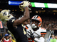 Watch: Michael Thomas powers through Browns defenders on 5-yard TD