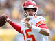 Watch: Patrick Mahomes throws SIXTH TD pass on dime to Tyreek Hill