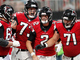 Watch: Matt Ryan channels Elway, helicopters into end zone