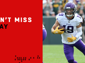 Watch: Can't-Miss Play: Thielen catches incredible TD in crunch time