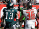 Watch: Agholor catches pinpoint TD in end zone's back corner, then hurdles cameraman