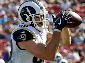 Watch: Jared Goff finds open Tyler Higbee for 3-yard TD