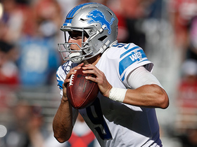 Watch: Lions' comeback hopes dashed after fourth-down incompletion