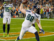 Watch: Will Dissly leaves open window for Wilson on second touchdown