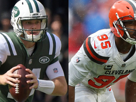 Watch: What can Sam Darnold expect from Browns defense on Thursday?