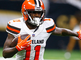 Watch: What does Josh Gordon trade mean for Browns receivers?