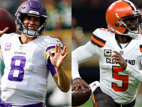 Watch: Have teams with new starting QBs been better off thus far?