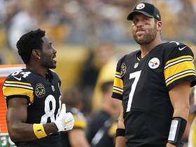 Watch: Big Ben reacts to A.B.'s tweet: 'He's a competitor'