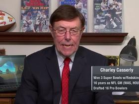 Watch: Charley Casserly's GM's perspective on why the Browns traded Josh Gordon