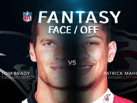 Watch: Better fantasy option in Week 3: Brady or Mahomes?