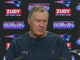 Watch: Belichick deflects questions regarding Josh Gordon