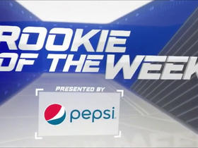 Watch: Pepsi Rookie of the Week nominees | Week 2