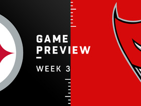Watch: Steelers vs. Buccaneers Week 3 preview | NFL Playbook