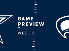 Watch: Cowboys vs. Seahawks Week 3 preview | Baldy's Breakdowns