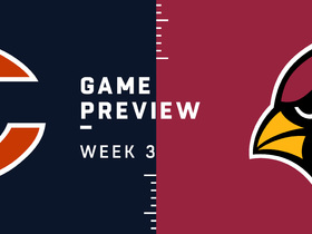 Watch: Bears vs. Cardinals Week 3 preview | Baldy's Breakdowns