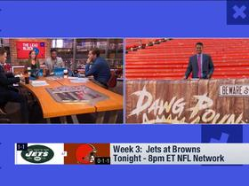 Watch: GMFB's predictions for Jets-Browns