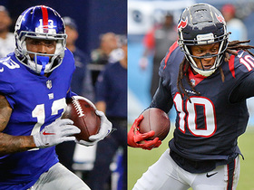Watch: Brandt: Giants-Texans is 'pretty much a playoff game' for both teams